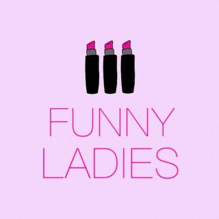 3 Funny Ladies