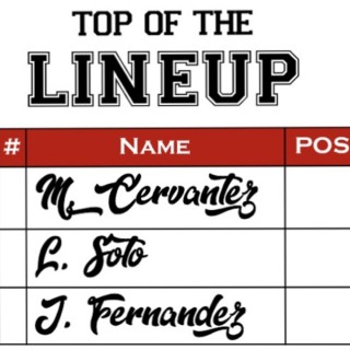 Top of the Lineup