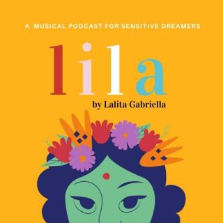 Lila with Lalita Ballesteros