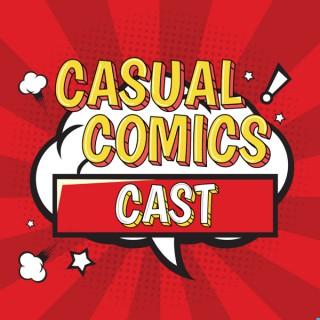 Casual Comics Cast