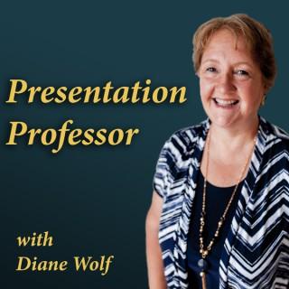 Presentation Professor Podcast with Diane Wolf