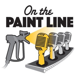 On The Paint Line