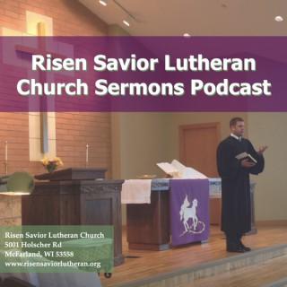 Risen Savior Lutheran Church Sermons