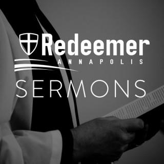 Sermons at Redeemer Anglican Church, Annapolis Maryland