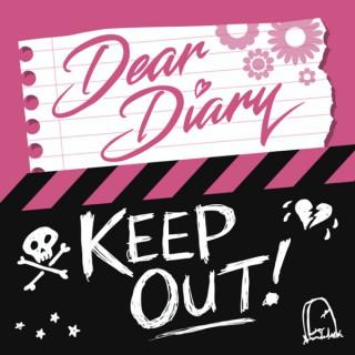 Dear Diary Keep Out