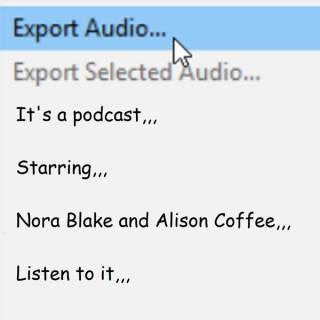 Export Audio