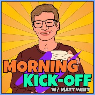 Morning Kickoff | A Vikings Podcast