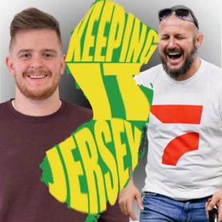 Keeping It Jersey Around The World