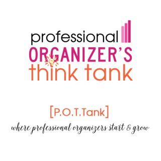 Professional Organizer's Think Tank podcast