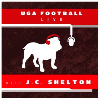 UGA Football Live with J.C. Shelton