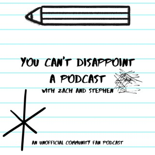 You Can't Disappoint a Podcast