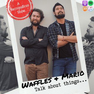 Waffles and Mario Talk About Things