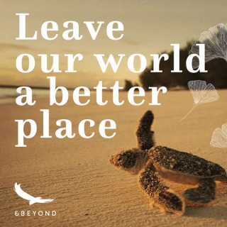 Leave our world a better place