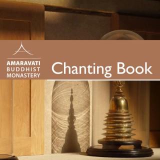 Amaravati Chanting Book