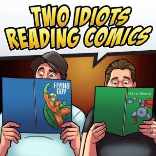 Two Idiots Reading Comics