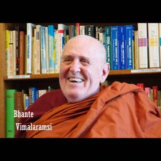 Bhante Vimalaramsi