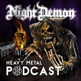 NIGHT DEMON HEAVY METAL PODCAST