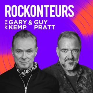 Rockonteurs with Gary Kemp and Guy Pratt