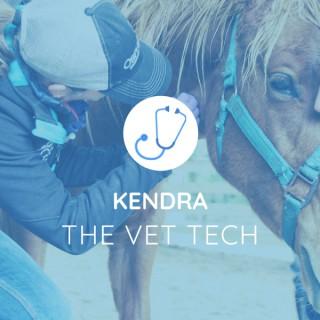 Kendra the Vet Tech