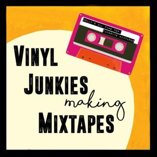 Vinyl Junkies Making Mixtapes