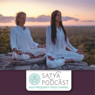 Satya Podcast - El Canal de la Frecuencia Elevada