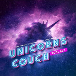 Unicorn's couch