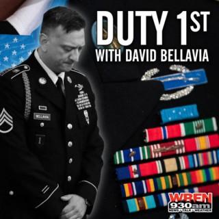 Duty 1st with David Bellavia
