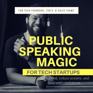Public Speaking, Alignment, & Branding