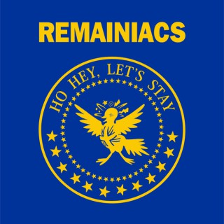 OH GOD, WHAT NOW? Formerly Remainiacs
