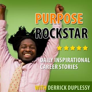 Purpose Rockstar: Daily Career Stories including Grammar Girl and Gretchen Rubin