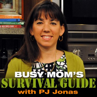 Busy Moms Survival Guide with PJ Jonas