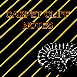 Carpet Cliff Notes