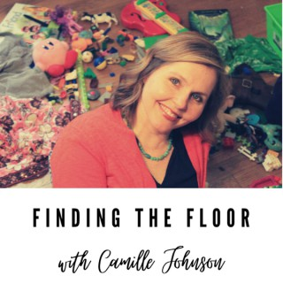 Finding the Floor - A thoughtful approach to midlife motherhood and what comes next.