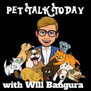 PET TALK TODAY with Will Bangura: Dog Trainer, Dog Training, Cat Training, Pet Health, and Wellbeing.