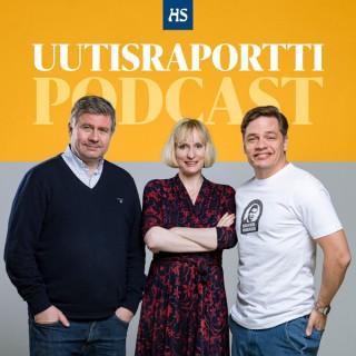 Uutisraportti podcast