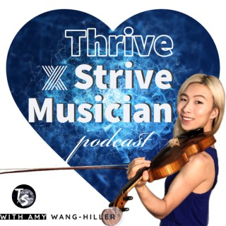 Thrive x Strive Musician Podcast