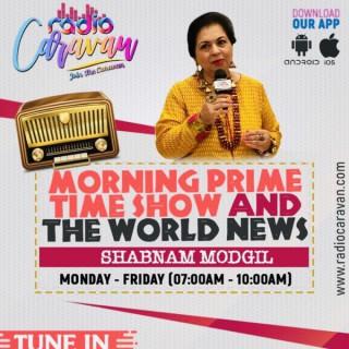 World News Shabnam Modgil@Radio Caravan
