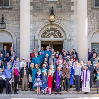 Central Presbyterian Church in Louisville, KY