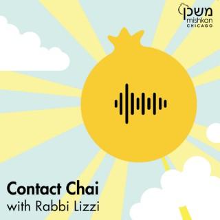 Contact Chai with Rabbi Lizzi