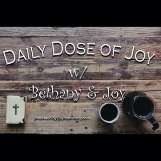 Daily Dose of Joy