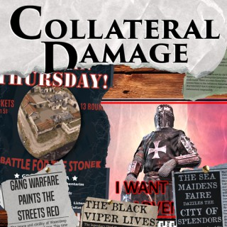 Collateral Damage: A DnD Podcast