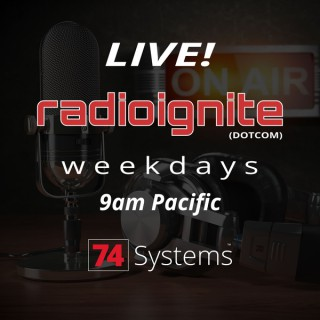 Radio Ignite Live - Talk, tips, tech, and more for accounting and bookkeeping pros - Weekdays at 9am Pacific