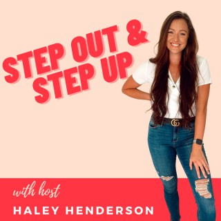 Step Out and Step Up