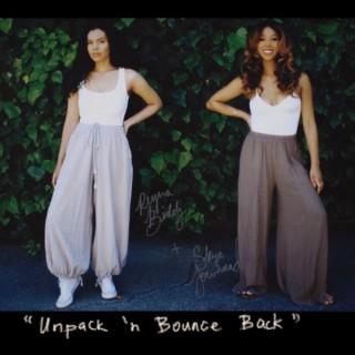 Unpack 'n Bounce Back