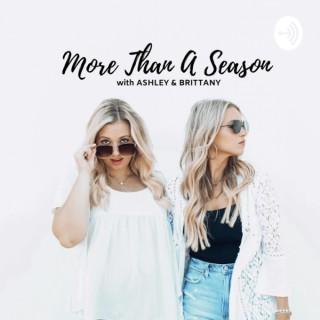 More Than A Season - Women Inspired Guide
