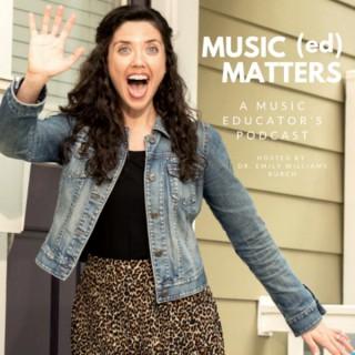 Music (ed) Matters