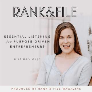 Rank & File Podcast