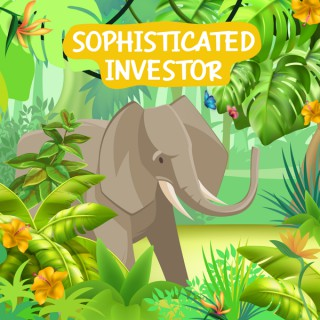 Sophisticated Investor