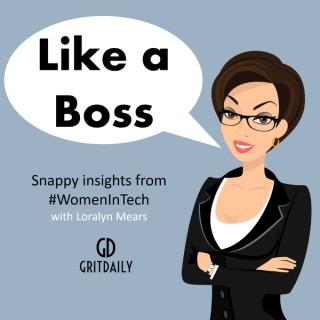 Women-in-Tech: Like a BOSS