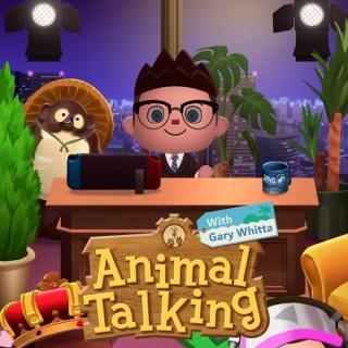 Animal Talking with Gary Whitta